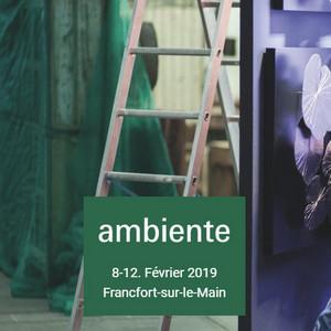 Ambiente 8-12. Février 2019 Francfort-sur-le-Main