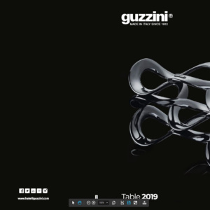 Catalogue Guzzini table 2019