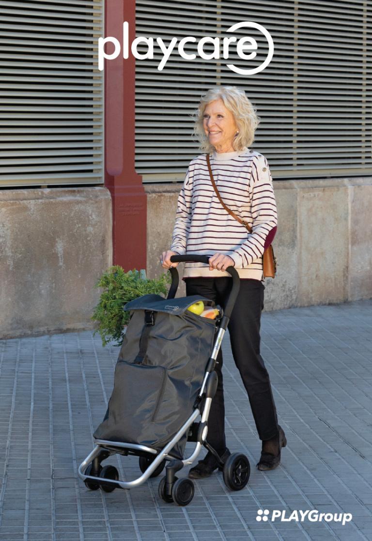 playcare - Fonctionnalité et confort pour une utilisation senior