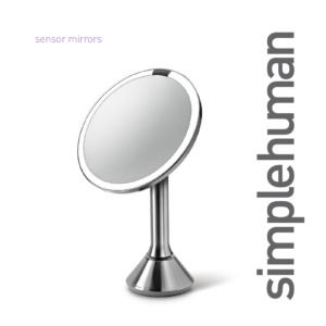 SIMPLEHUMAN CATALOGUE MIROIRS 2019